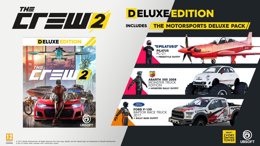 the crew ps4 manual vs automatic