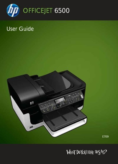 hp officejet 7110 owners manual