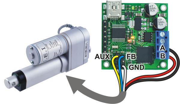 how to wire generic electric motor controller without instruction manual