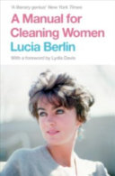 a manual for cleaning women by lucia berlin 2015